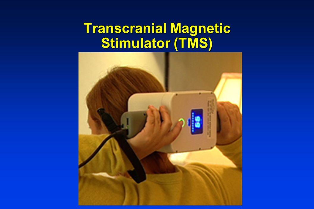 Transcranial Magnetic Stimulator (TMS)