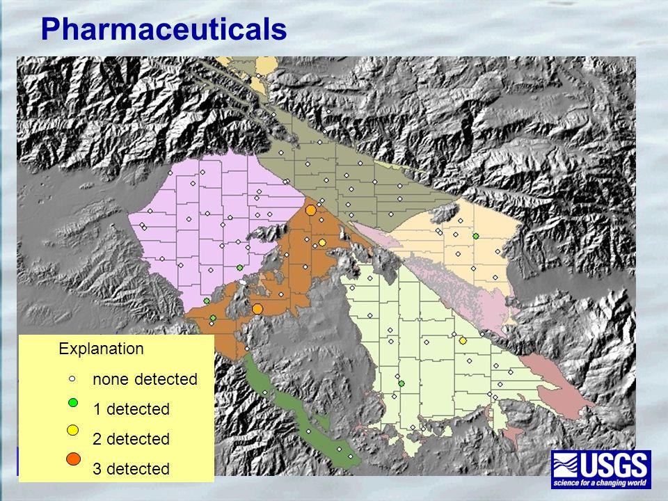 9 Pharmaceuticals Explanation none detected 1 detected 2 detected 3 detected
