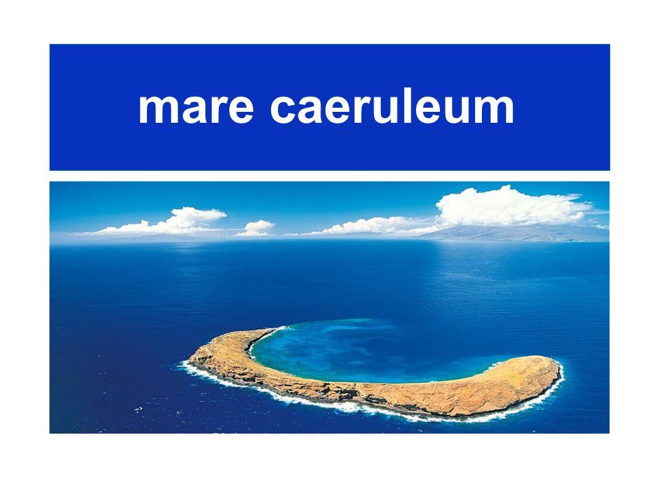 mare caeruleum