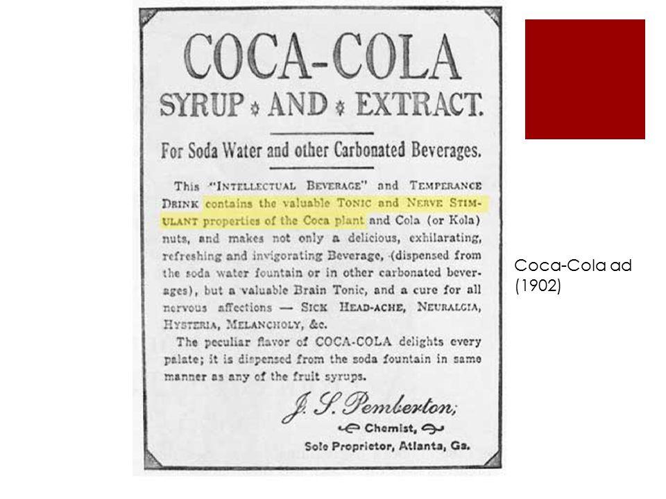 Coca-Cola ad (1902)
