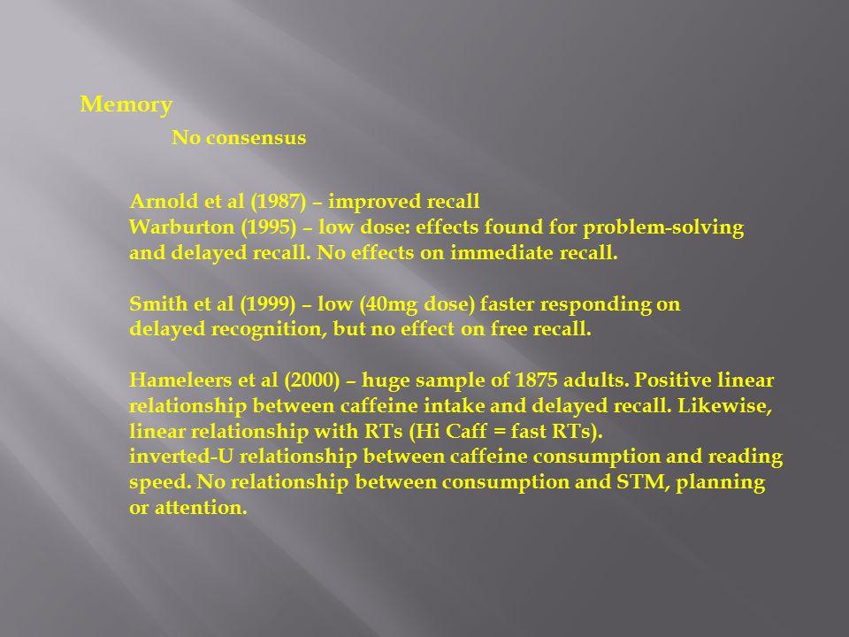 Cannabis & Performance Slower and less accurate on psychomotor performance tasks (Kurtzhaler et al., 1999; Varma et al., 1988).