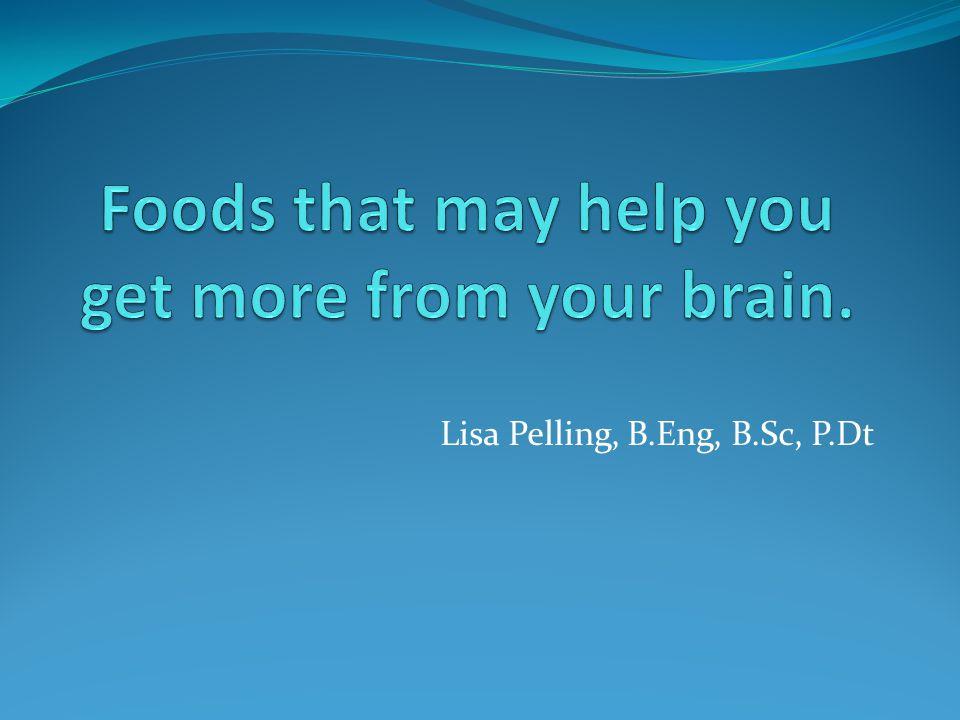 Lisa Pelling, B.Eng, B.Sc, P.Dt