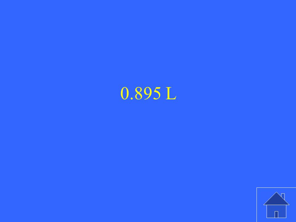 0.895 L