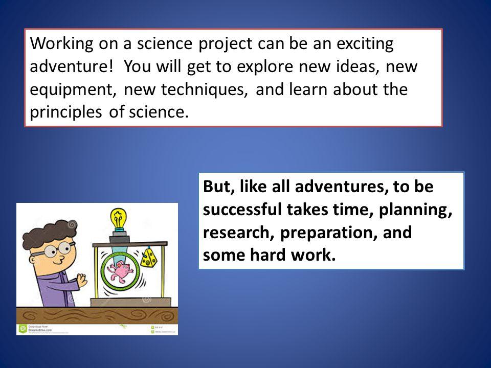 Science Fair Secrets