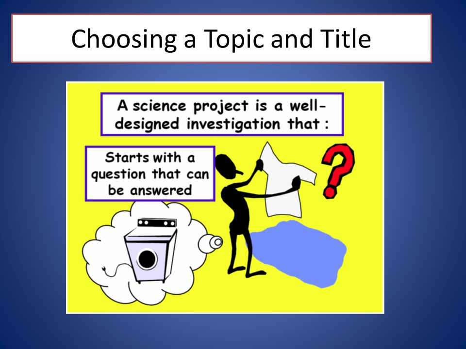 Formulating a Hypothesis A hypothesis is a prediction, or scientific guess, stating what you think will be the answer to your problem/question.