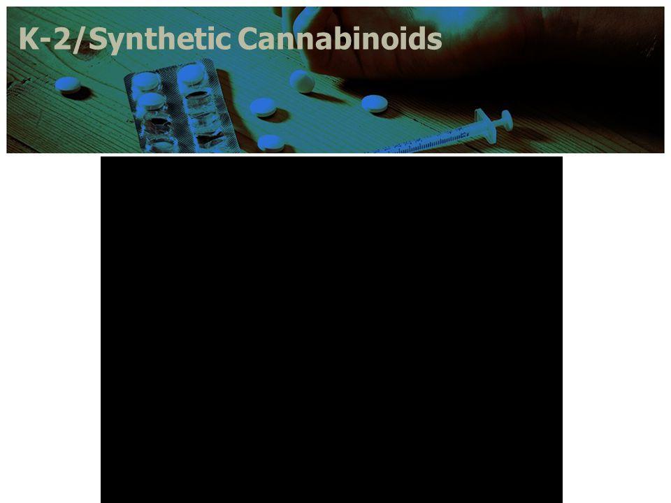 K-2/Synthetic Cannabinoids