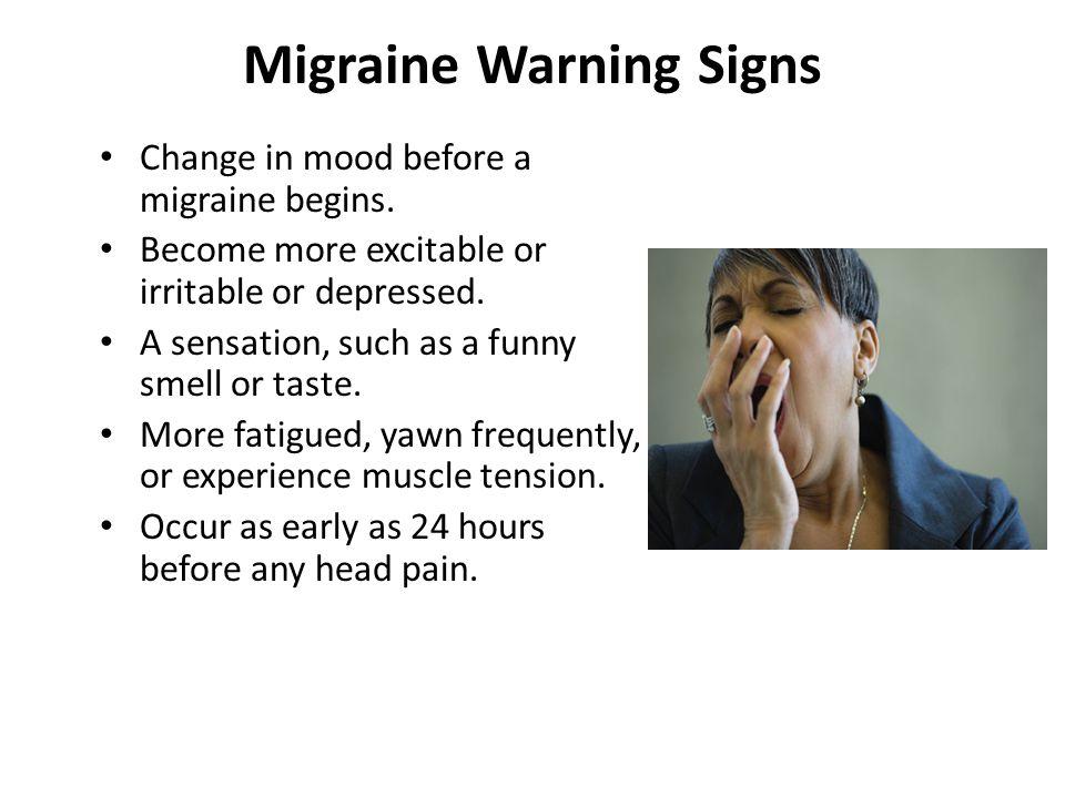 Migraines in Children Both boys and girls can get migraines.