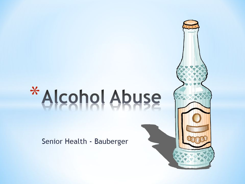 Senior Health - Bauberger