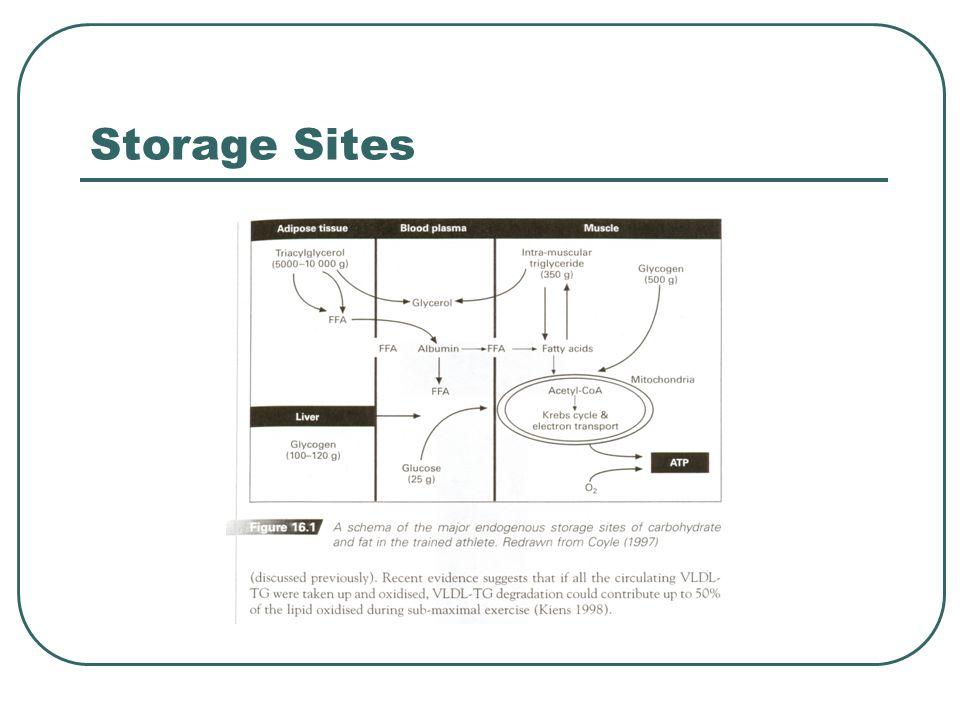 Storage Sites