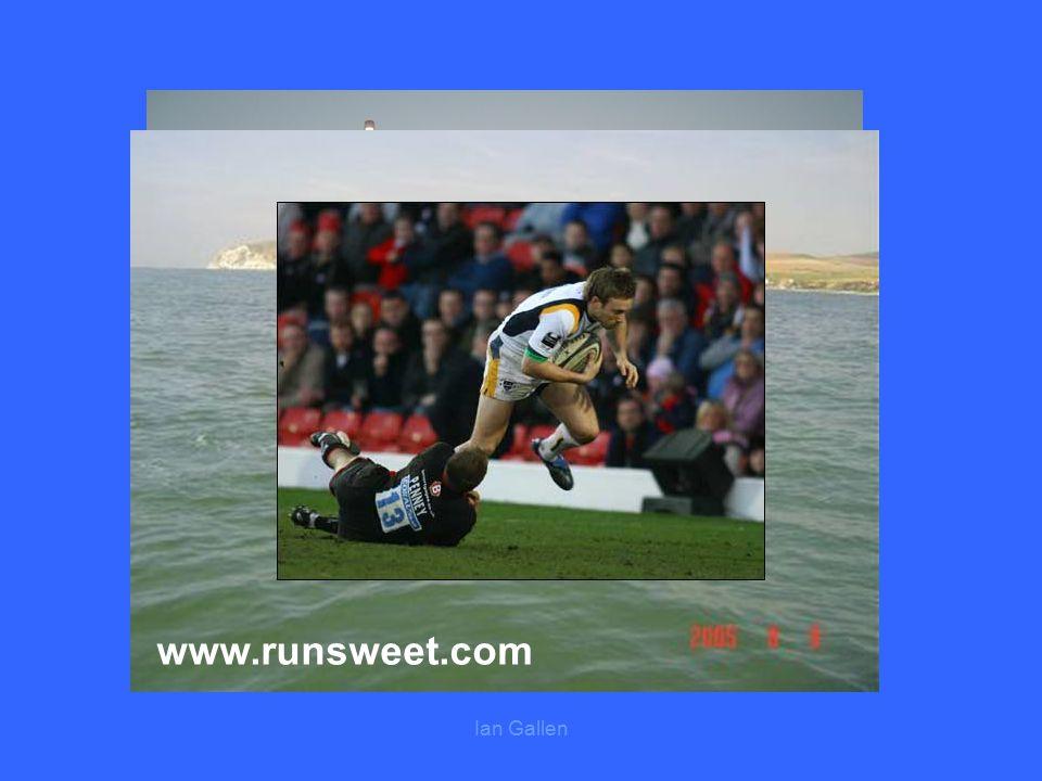 Ian Gallen www.runsweet.com