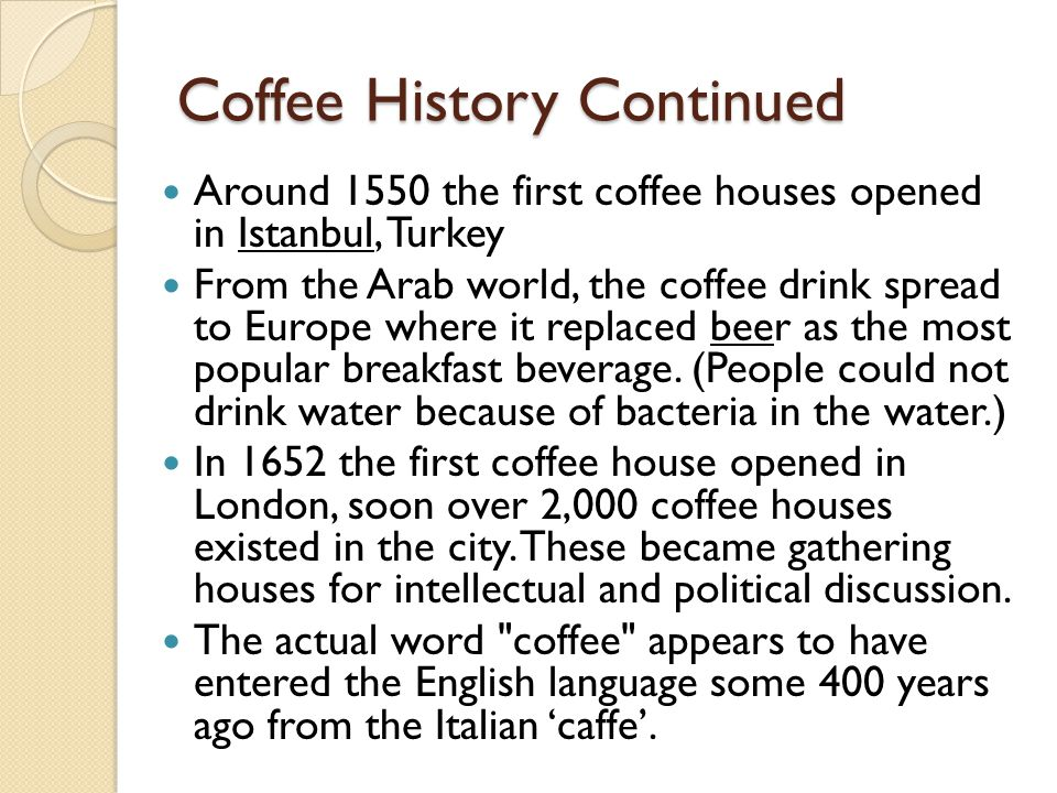 What is Espresso.