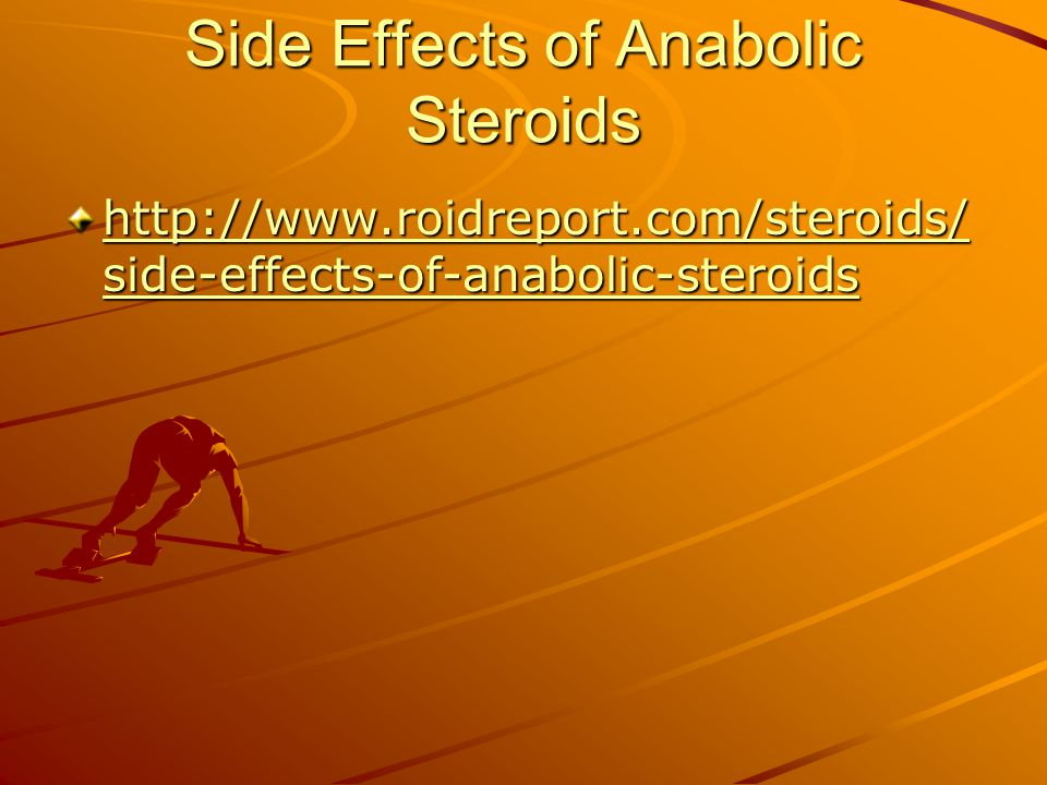 Side Effects of Anabolic Steroids http://www.roidreport.com/steroids/ side-effects-of-anabolic-steroids http://www.roidreport.com/steroids/ side-effec
