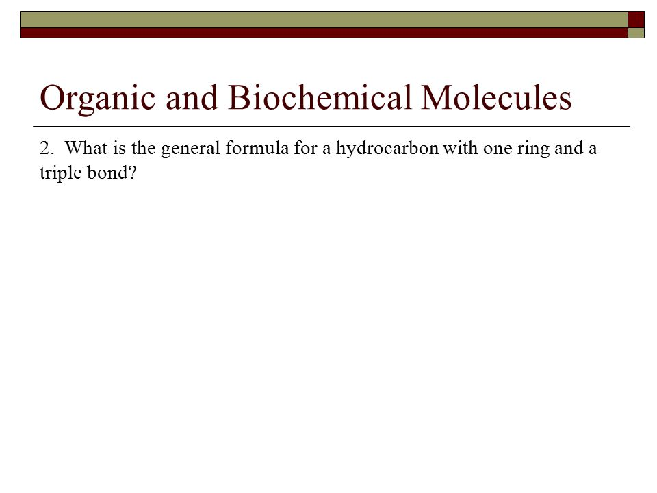 Organic and Biochemical Molecules 31.Draw the monomer used to make the following polymers.