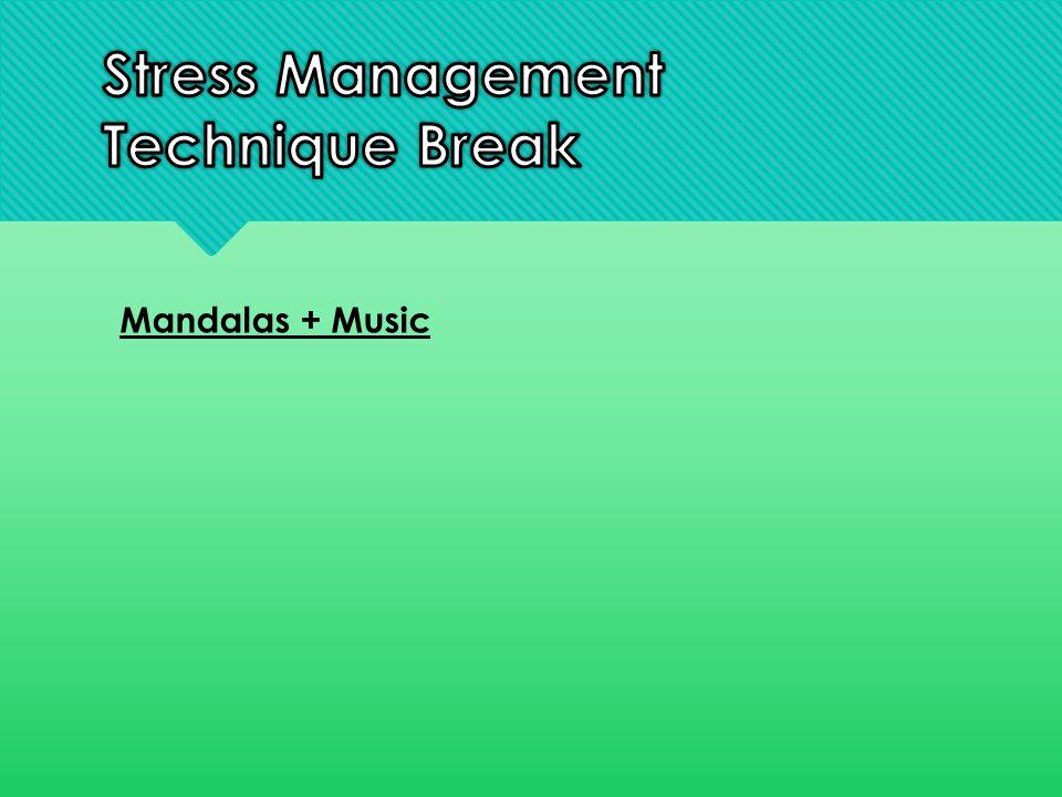 Mandalas + Music