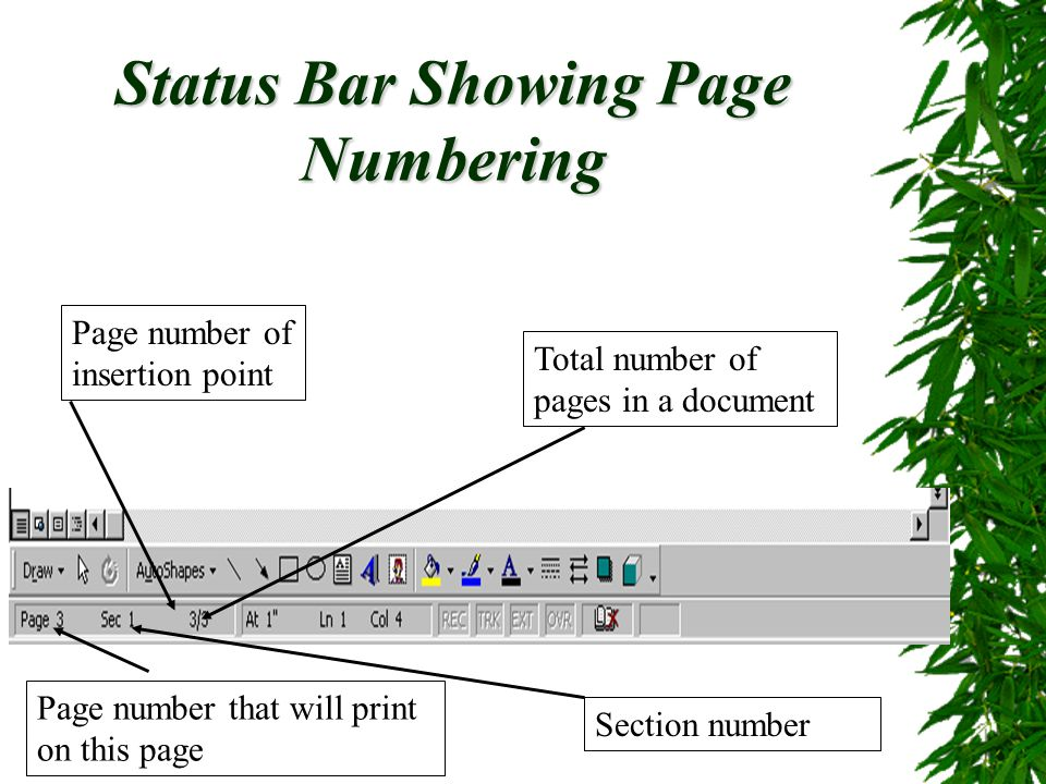 Page Numbers, Headers and Footers45 Continuation Page Headers  There are three rules for letter and memos with continuation page headers.