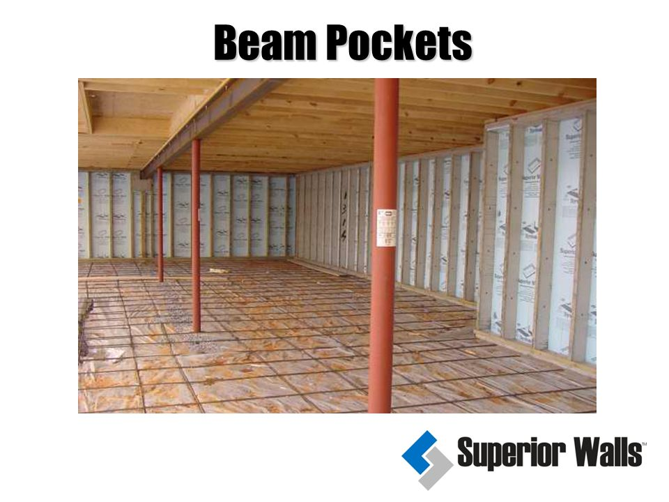 Beam Pockets