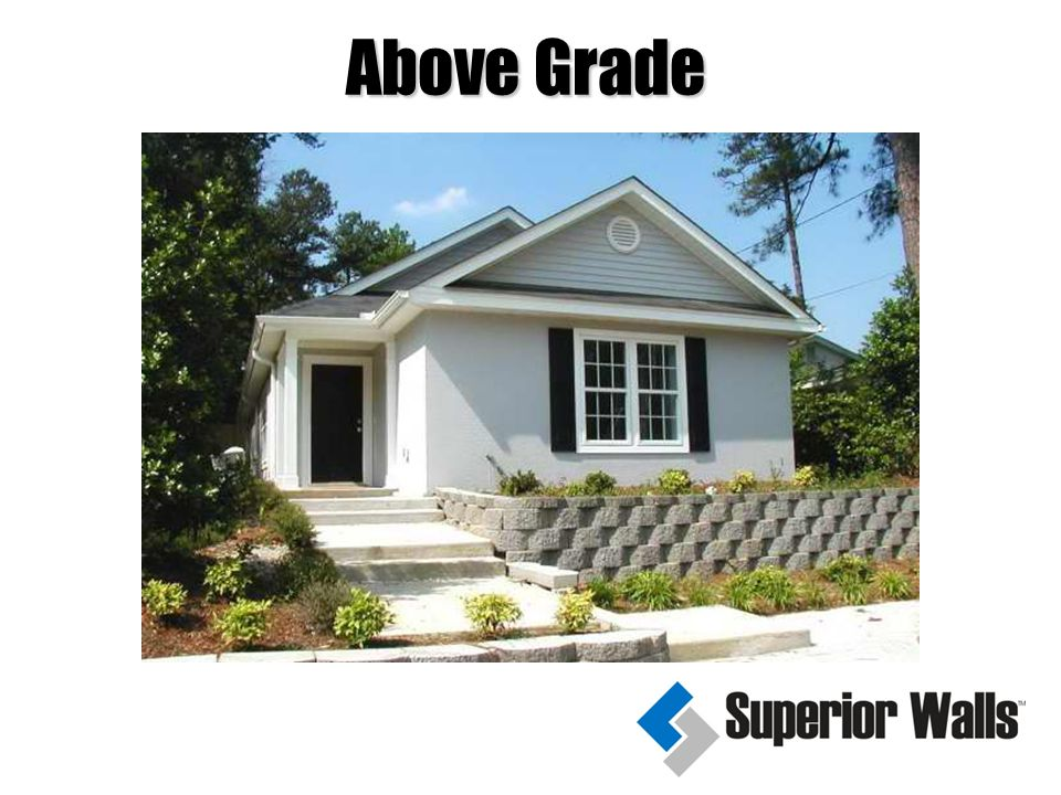 Above Grade