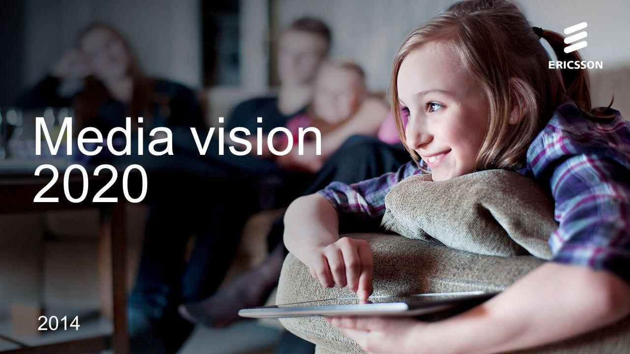 Slide title 70 pt CAPITALS Slide subtitle minimum 30 pt Media vision 2020 2014