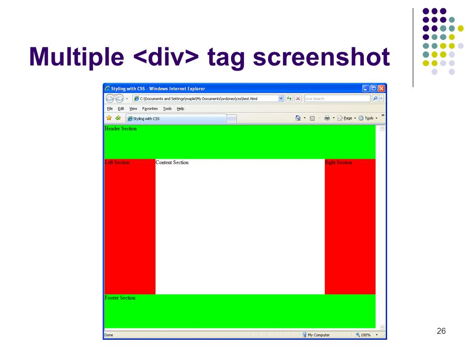 Multiple tag screenshot 26