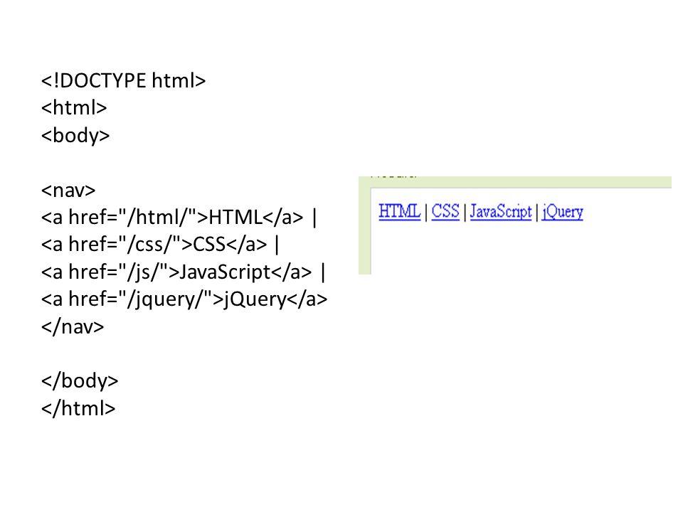HTML | CSS | JavaScript | jQuery