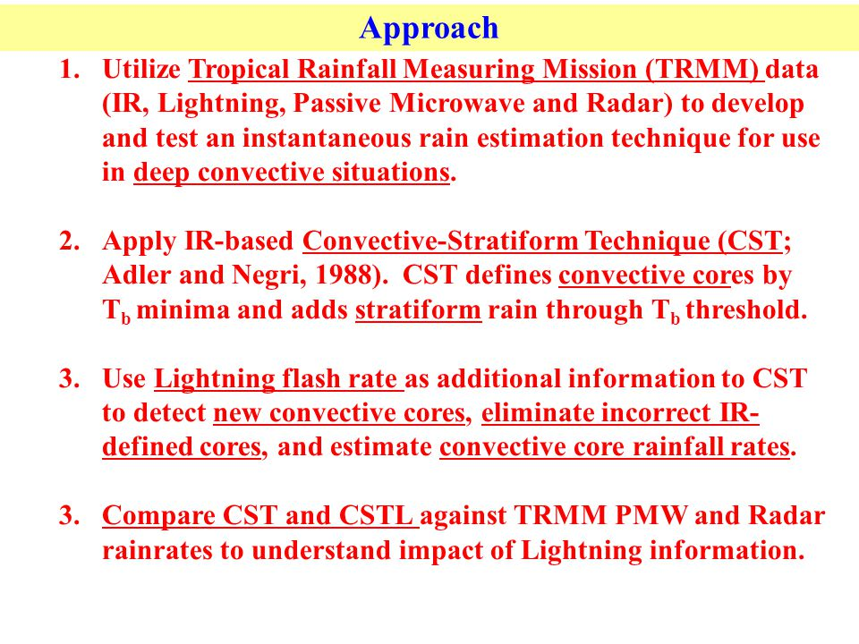 How Is Lightning Observed by TRMM LIS.