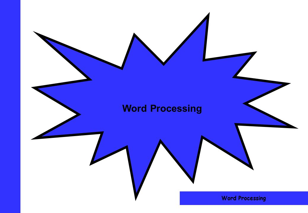 2 What all the different parts mean Title BarShows the name of your document, followed by Microsoft Word.