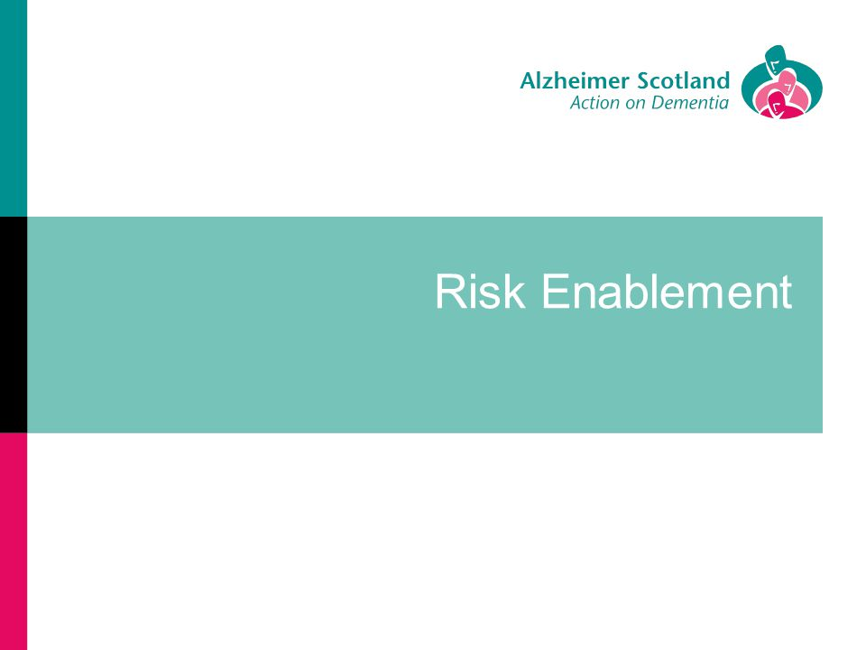 Risk Enablement