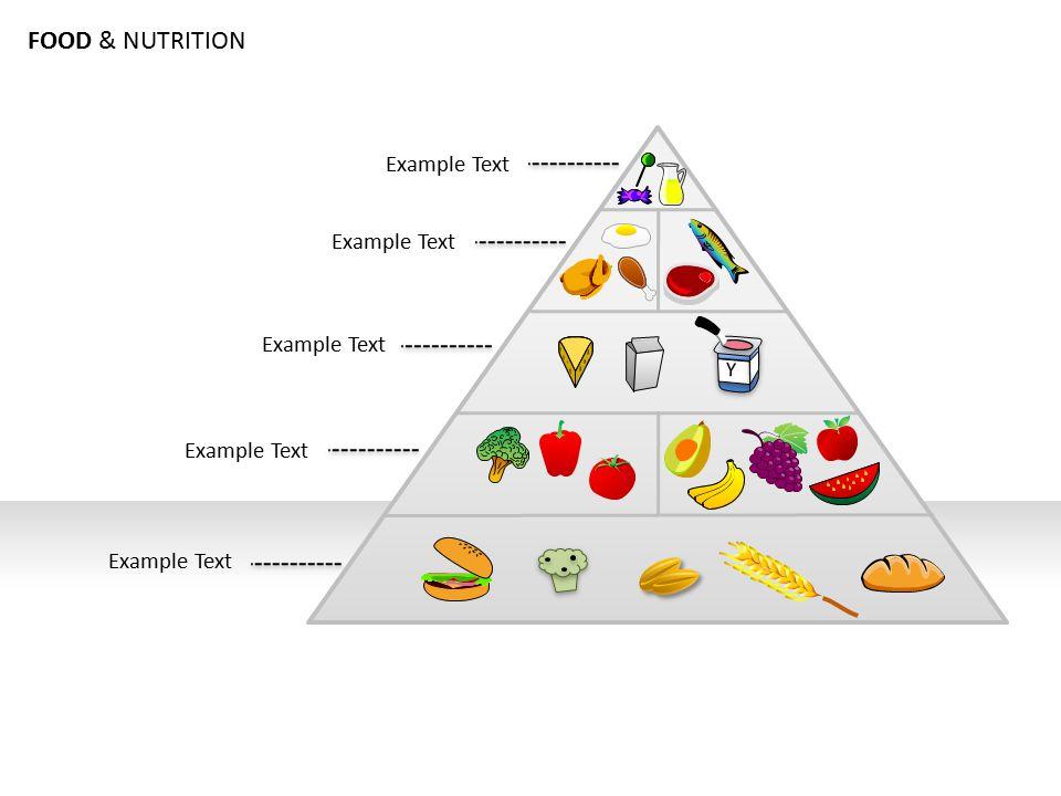 Y Example Text FOOD & NUTRITION