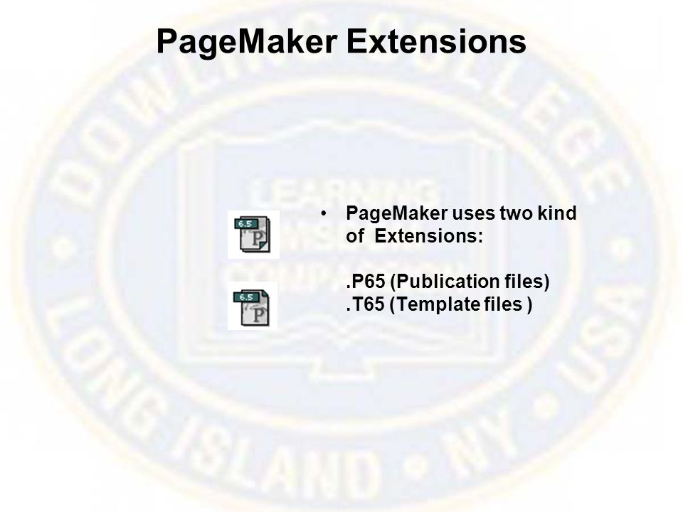 General Preferences This dialog box allows you to create defaults for how PageMaker will treat the content in your publications such as your text, save your files, move items, measure items, and display guides.