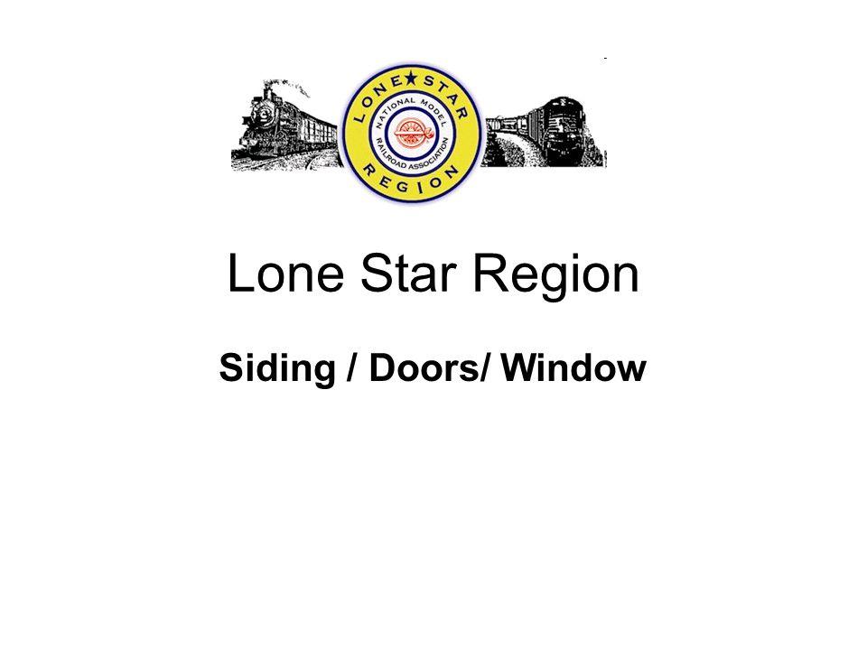 Lone Star Region Siding / Doors/ Window