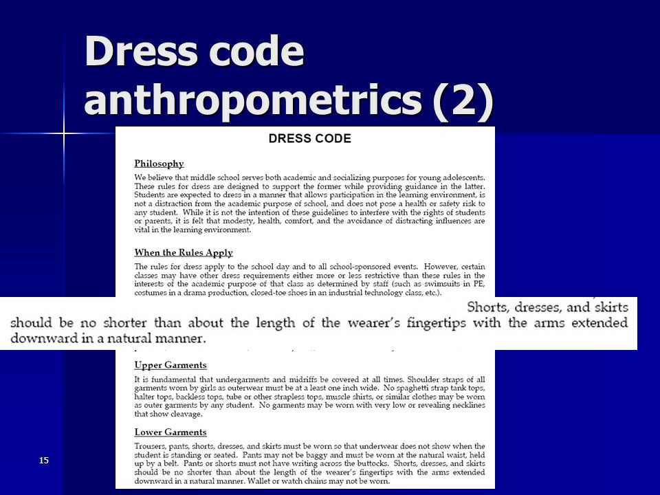 15 Dress code anthropometrics (2)