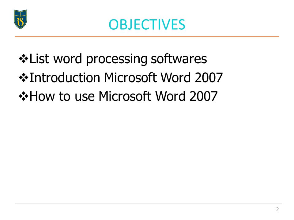 WORD BASIC  New/Save/Save as/Open  Select/Delete/Insert  Copy/Paste/Cut/Move  Keyboard Shortcut (Home, End,Pageup, Pagedn, Ctrl+S, Ctrl+O, Ctrl+N) 13