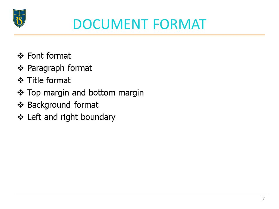 LINKS TO OTHER DOCUMENTS AND WEB 68  Insert->Hyperlink
