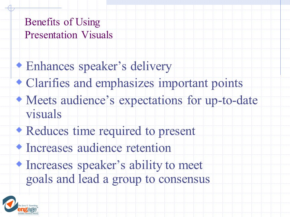 CREATING SPEAKER NOTES Helps you to remember important points Notes pages view Miniature of slide Area to enter speaker notes