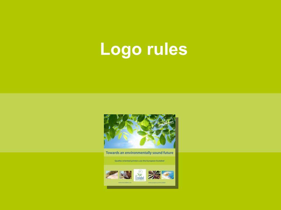 Logo rules