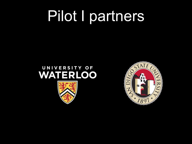 Pilot I partners