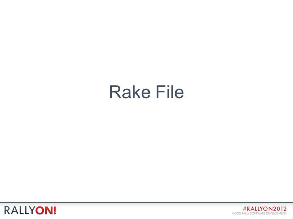 Rake File