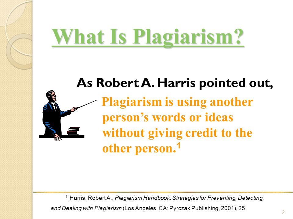 2.WriteCheckVideos, 10 Types of Plagiarism, Online video clip, 2012.