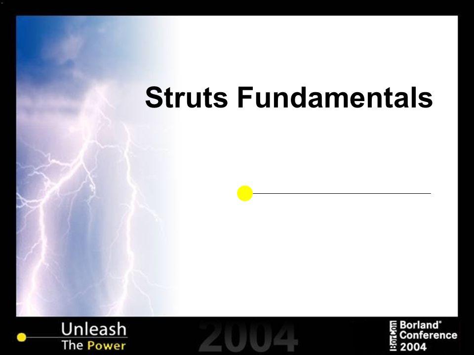 Struts Fundamentals