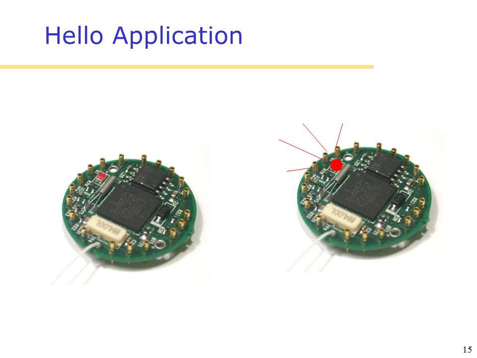 15 Hello Application