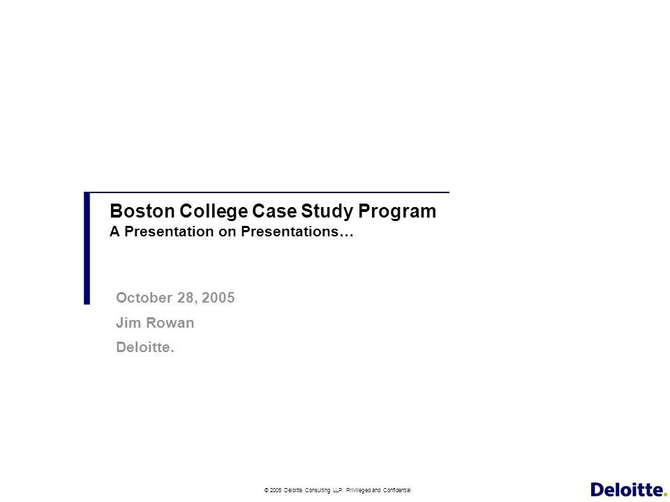 Effective Business Presentations  middot  Organizational Development Case Study SlidePlayer