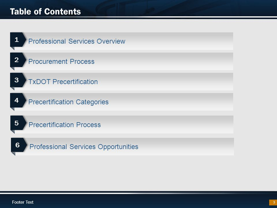 Footer Text Precertification Process 24