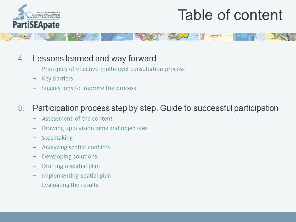 Steps in the process of planning an effective consultation strategy Consultation Manual A model for effective consultation for the Alice Springs Town Council Click View / Header & Footer to edit