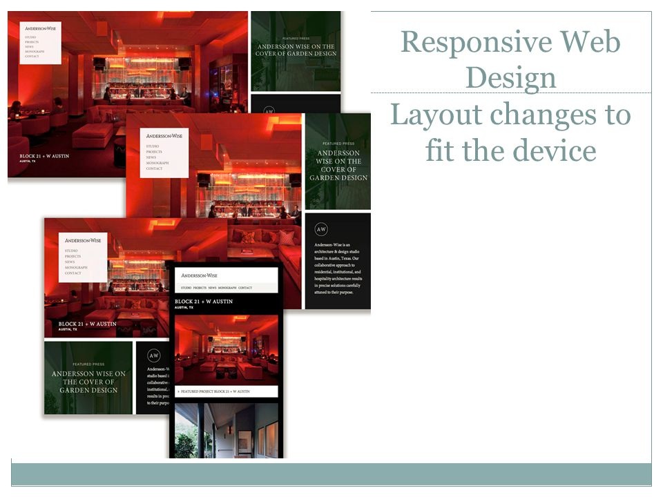 are new in html5 A fairly standard layout consists of a banner near the top, navigation, and your content or display box.