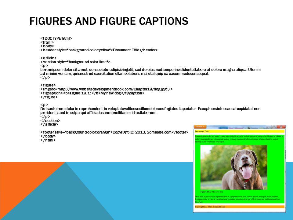FIGURES AND FIGURE CAPTIONS Document Title Loremipsum dolor sit amet, consecteturadipisicingelit, sed do eiusmodtemporincididuntutlabore et dolore mag
