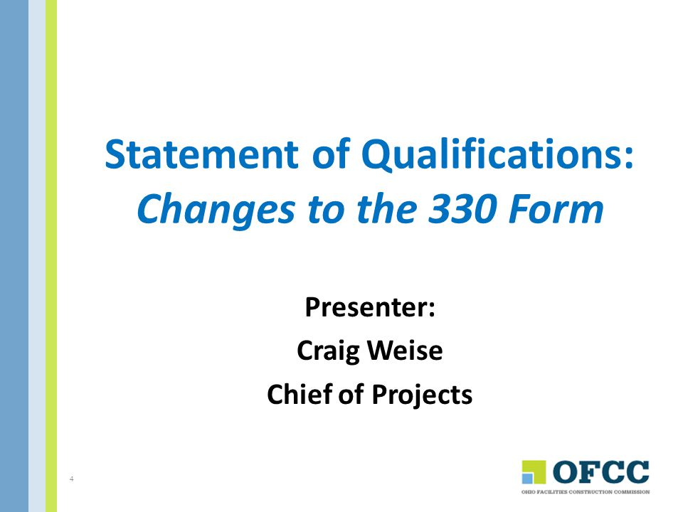 25 SOQ Part I, Section H: Additional Information, Block 34C-D CMR & DB Scope of EDGE Participation Clarified Statement of Intent to Contract & Perform must be Included to Earn Points for Exceeding EDGE Goal Stages of Participation have been Clarified