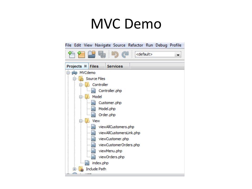 MVC Demo