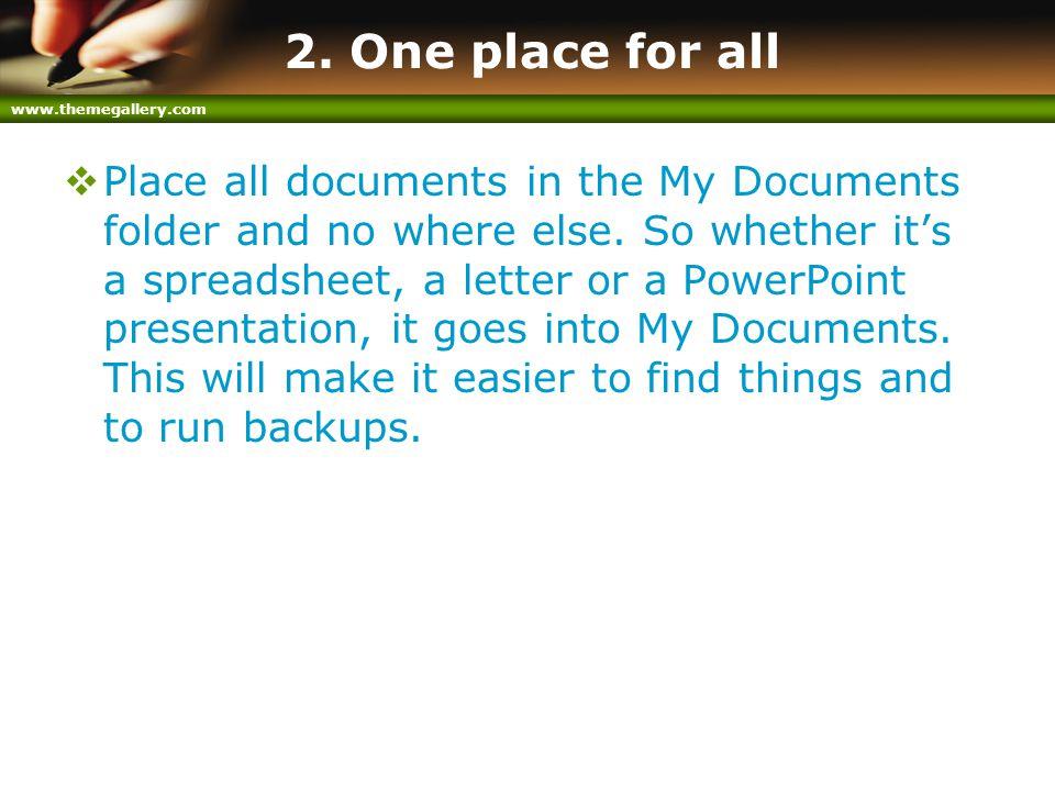 www.themegallery.com 2.
