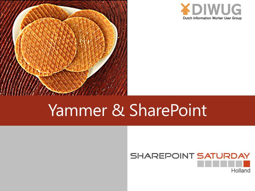 Yammer & SharePoint