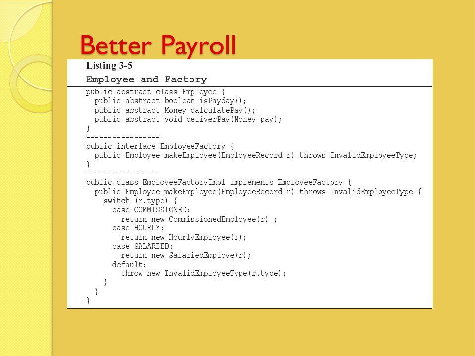 Better Payroll